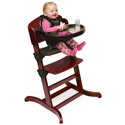 Evolve Convertible High Chair