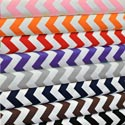 Chevron Bassinet Sheet