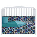Midnight Marigold Crib Bedding Set