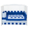 Patchwork Perfection Crib Bedding Set