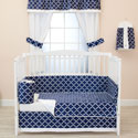 Diamond Chic Crib Bedding Set