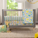 Tulip Garden Crib Bedding Set