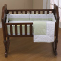 Heaven Sent Cradle Bedding