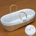 Personalized Expressions Moses Basket