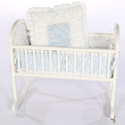 Baby Flower Cradle Bedding