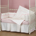 Bouquet Crib Bedding