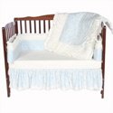 Baby Flower Crib Bedding