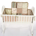 Esmeralda Cradle Bedding Set