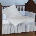 Gala Gingham Crib Bedding