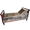 Velvet Crocodile Toddler Bedding