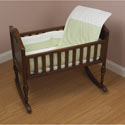 Pure Baby Cradle Bedding Set