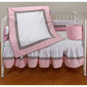 Ever So Sweet Crib Bedding Set