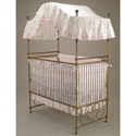 Regal Canopy Crib Bedding
