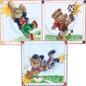 Sports Bears Wall Art