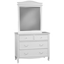 Emma 4 Drawer Dresser