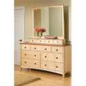 Essex 7 Drawer Dresser