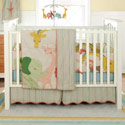 MiGi Circus Crib Bedding Set