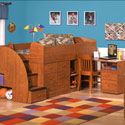 Captains Sleep & Study Bed
