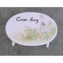 Personalized Garden Fairy Step Stool