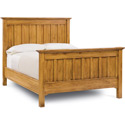 Londonderry High Panel Bed