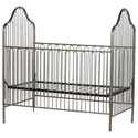 Arched Iron Crib