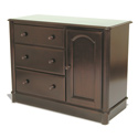 Veneto 3 Drawer Cupboard