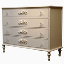 Bella Rosa Four Drawer Dresser