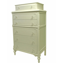 Simply Elegant Highboy Dresser