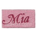 Rectangle Name Rug