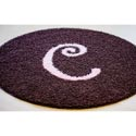 Personalized Round Rug