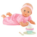 Happy Birthday Baby Doll with Cupcake Set