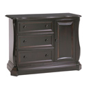 Toscana 3 Drawer Cupboard