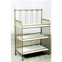 Custom Designed Iron Changing Table