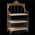 Jewel Crown Changing Table