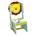 Jungle Friends Convertible Step Stool