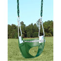 Belted Toddler Swing
