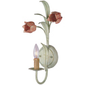 Rose Tulips Sconce