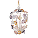 Crystal Rosettes Fashion Chandelier