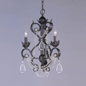 Fashion Forward Chandelier