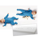 Pod Dual Position & Twin Crib Mattress