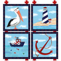 S.S. Maritime Wall Art Collection