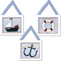 Ship Accessories Wall Hangings