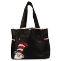Dr. Seuss Cat in the Hat Tulip Tote Bag