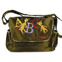 Dr. Seuss ABC Messenger Bag
