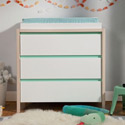 Bingo 3 Drawer Changer Dresser