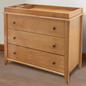 Highland 3 Drawer Changer Dresser