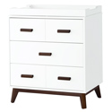 Scoot 3 Drawer Dresser Changer