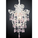 Elsie Antique White Light Pendant