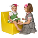 Child's Foam Chair