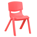 Personalized Preschool Stack Chairs